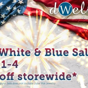 Red White & Blue Sale