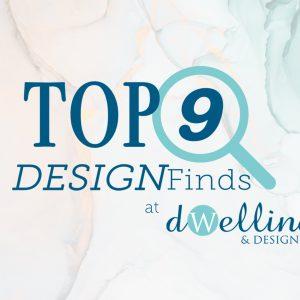 TOP 9 DESIGNFinds | Edition #9