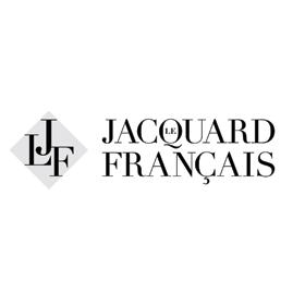 Jaquard français Logo | Brands We Carry at Dwelling & Design in Easton, Maryland