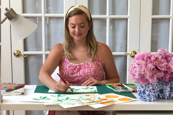 Brand Focus: Lucy Grymes