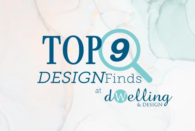 TOP 9 DESIGNFinds | Edition #16