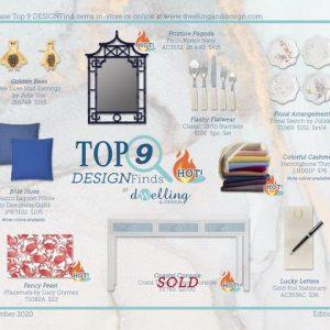 TOP 9 DESIGNFinds | Edition #12