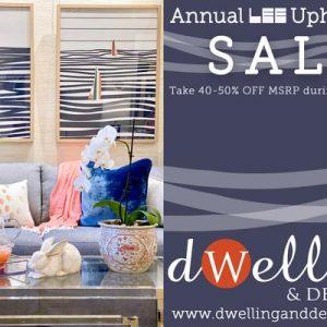 Annual LEE Upholstery Sale | September 2020