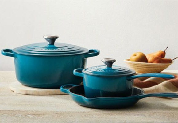 NEW ADDITION! LE CREUSET