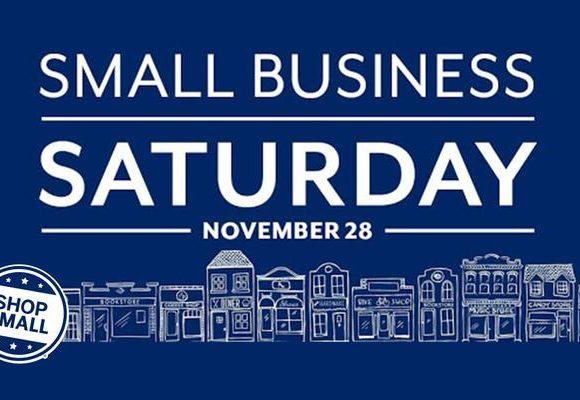 SMALL BUSINESS SATURDAY | NOV. 28